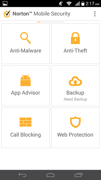 Norton Security & Antivirus for Android